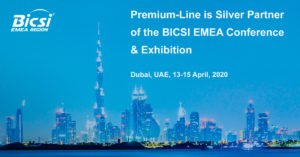 Premium-Line is Silver Partner of the BICSI EMEA Conference & Exhibition